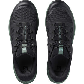 Salomon XA Elevate Sko Herrer, black/balsam green/black